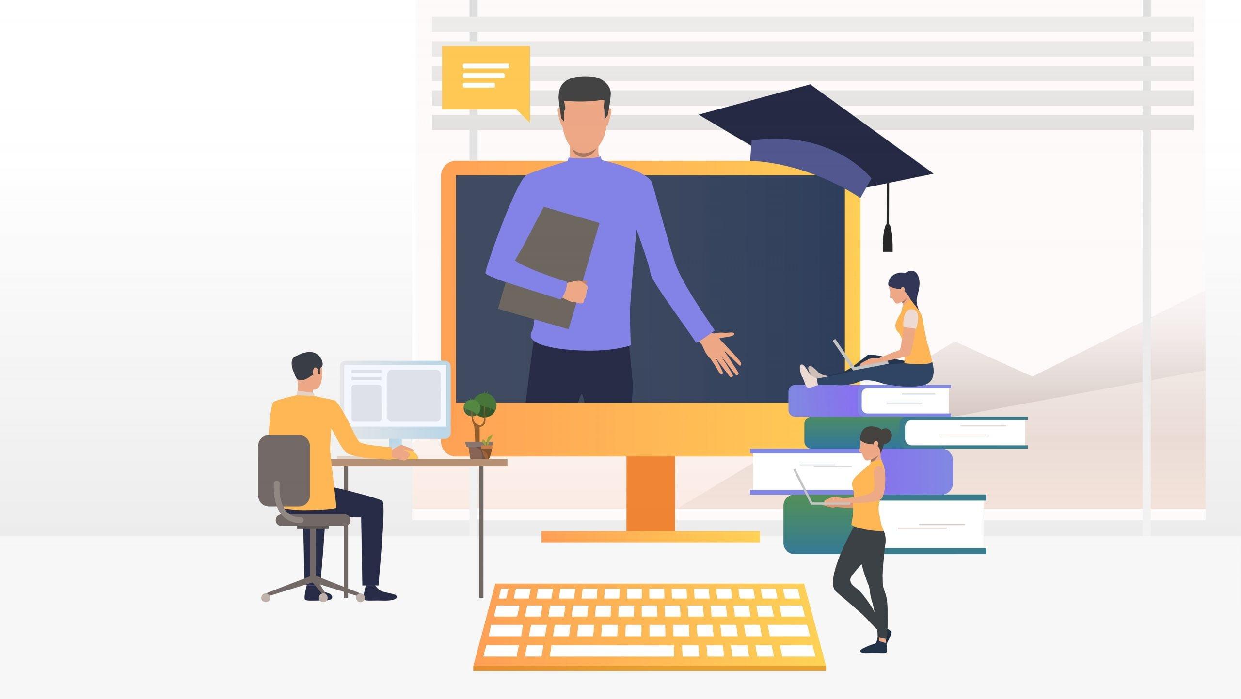 Cómo hacer clases virtuales.