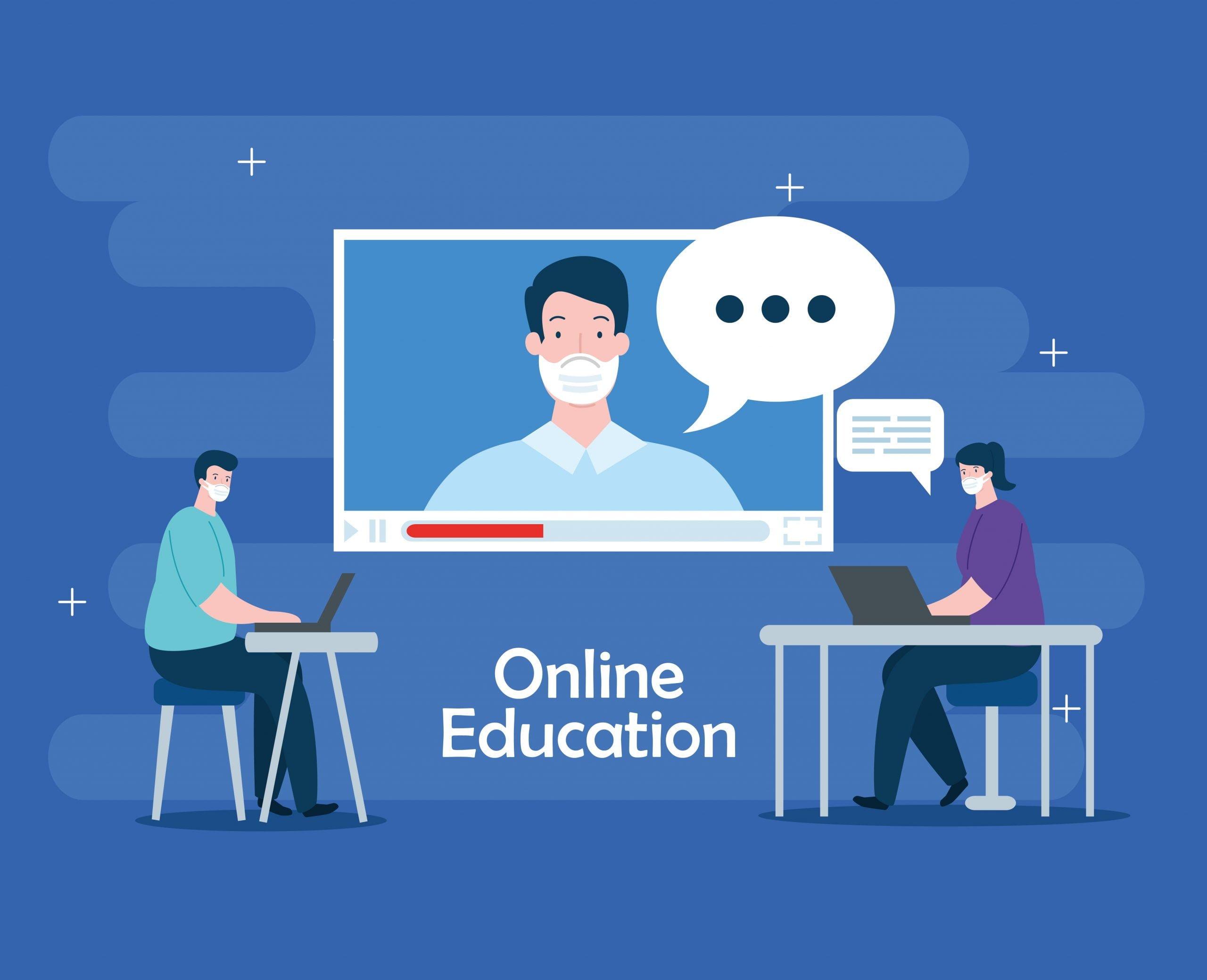 Consejos de profesores para profesores: tu clase virtual por primera vez.