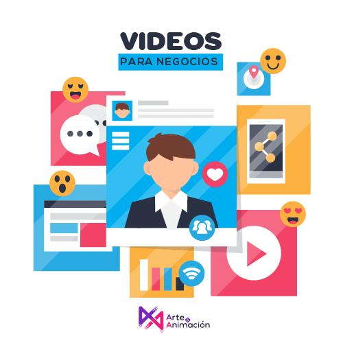 Videos para negocios
